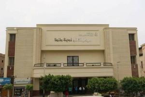 أشرف عامر مسرح بلدية طنطا تابع لقصور الثقافة